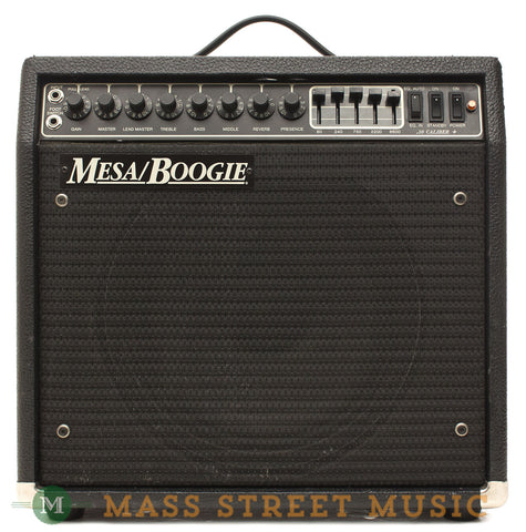 Mesa Boogie .50 Calbier + Combo Amp Used - front