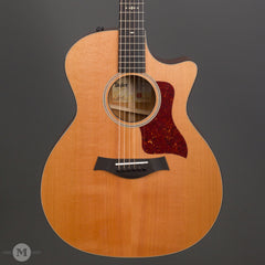 Taylor Acoustic Guitars - 514ce V-Class - Front Close