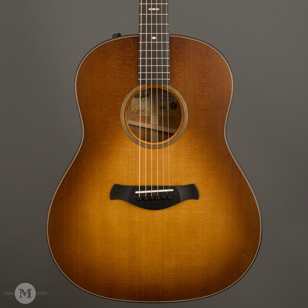 Taylor Acoustic Guitars - 517e Grand Pacific Builder's Edition - Wild Honey Burst