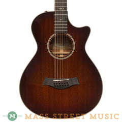 Taylor Acoustic Guitars - 562ce 12-String 12-fret - Front Close