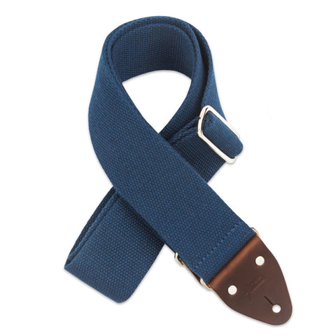 Original Fuzz- Solid Guitar Strap in Navy