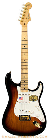 Fender 60th Anniversary Commemorative Strat - front