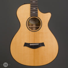 Taylor Acoustic Guitars - Limited 712CE 12-Fret - Front Close