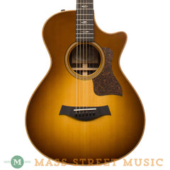 Taylor Acoustic Guitars - 712ce 12 Fret Western Sunburst - Front Close