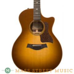 Taylor Acoustic Guitars - 714ce Western Sunburst - Front Close