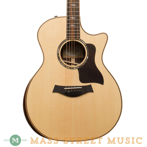 Taylor Acoustic Guitars - 814ce DLX - Front Close