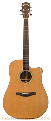 Eastman AC320 CE Acoustic Guitar - front