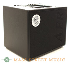 AER Compact 60/3 Acoustic Amp - angle
