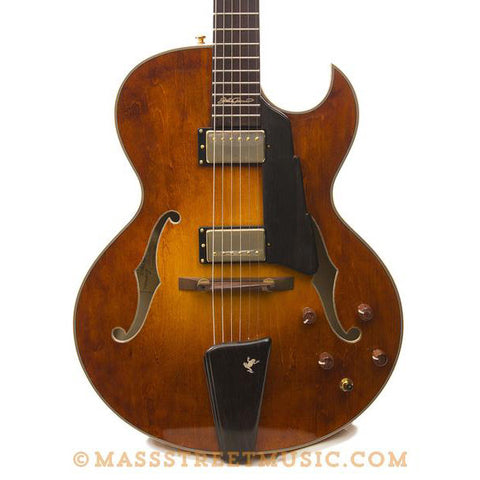 Eastman Electric Guitars - AR380CE-HB John Pisano Archtop