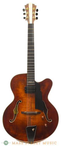 Eastman AR680ce John Pisano Classic Archtop - front