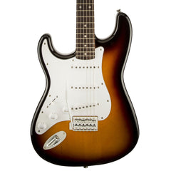 Squier - Affinity Strat RW Lefty - Sunburst - Front Close