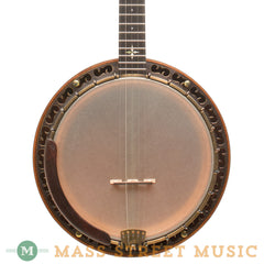 OME Banjos - Alpha BG - Front Close