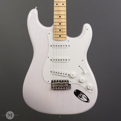 Fender Electric Guitars - American Original 50's Stratocaster - White Blonde - Front Close