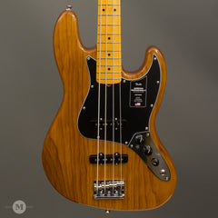 Fender Electric Guitars - American Professional II Jazz Bass - Roasted Pine