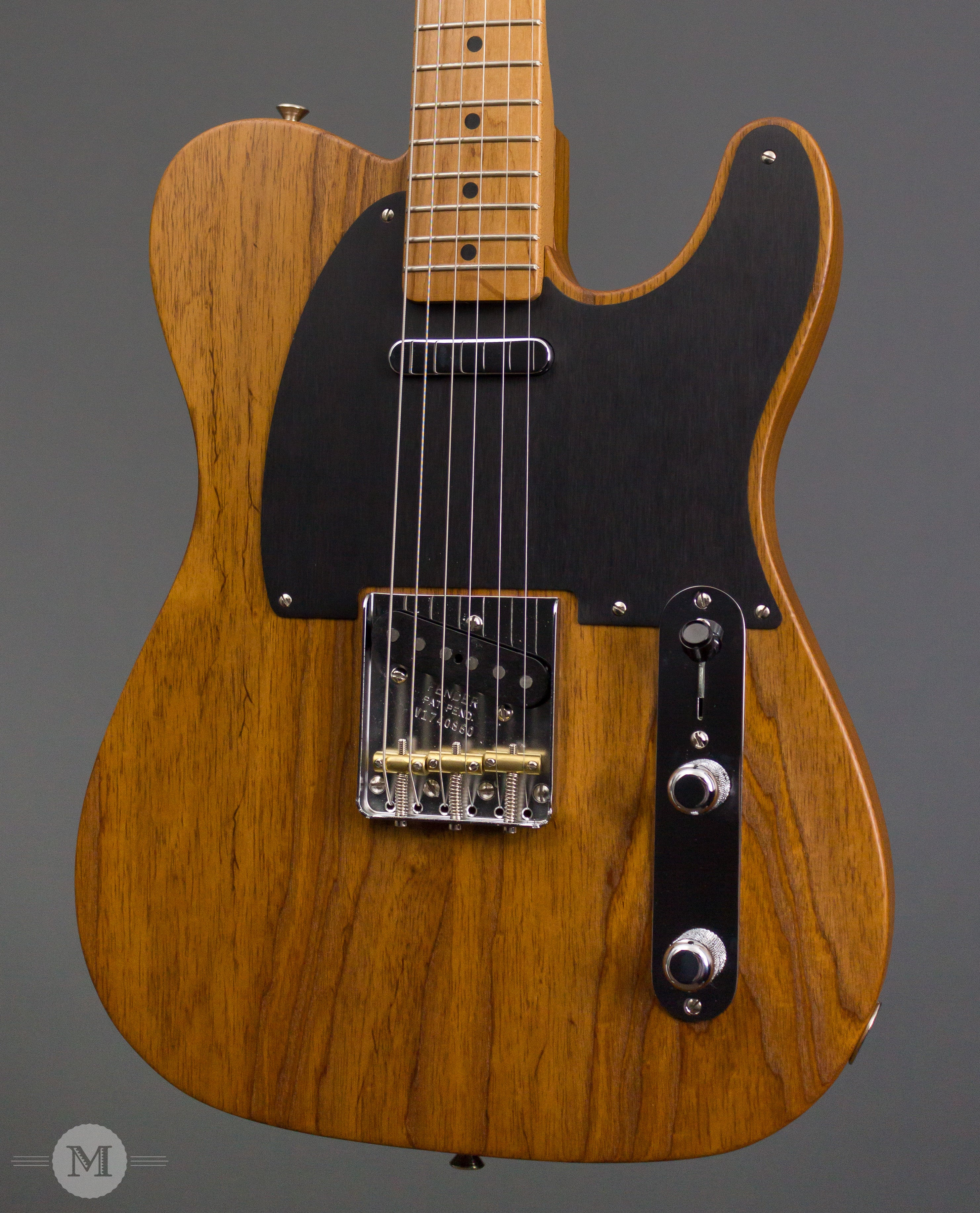 Condensar Democracia Interactuar  Fender - American Vintage '52 Telecaster - Roasted | Mass Street Music Store