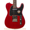 Fender Electric Guitars - American Standard Telecaster - Trans Red - Front Close