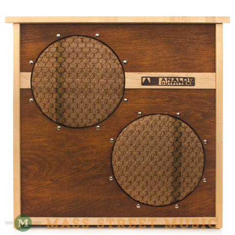 "Analog Outfitters 2 x 12"" Cabinet - front"