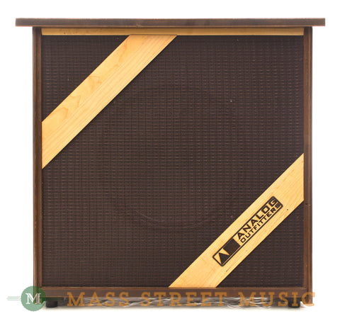 Analog Outfitters 1x12 Amp Cabinet - front