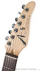 Tom Anderson Short T Classic HH electric - front of headstock