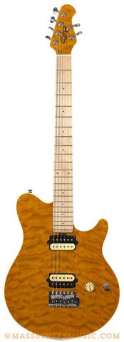 OLP Axis-Style Electric Guitar - front