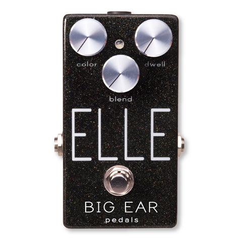 BIG EAR Pedals - Elle Reverb