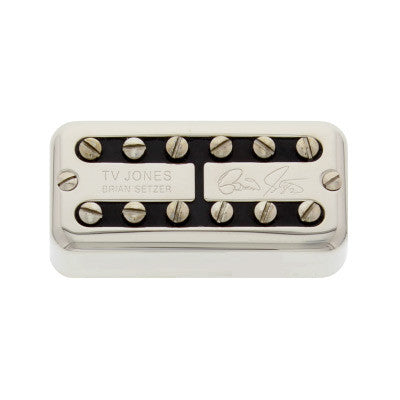 TV Jones Pickups - Brian Setzer - Nickel