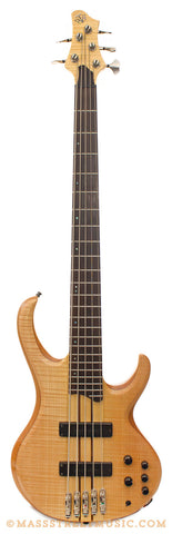 Ibanez BTB675 5-string Electric Bass - front