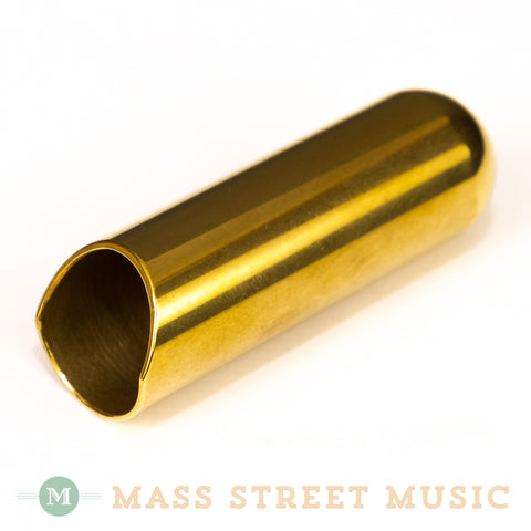 Rock Slide - Balltip Brass Slide - Medium