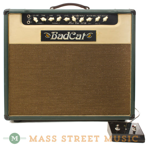Bad Cat Hot Cat 30R Guitar Combo - front