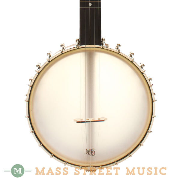 Bart Reiter Banjos - Buckbee Open-Back - Cherry
