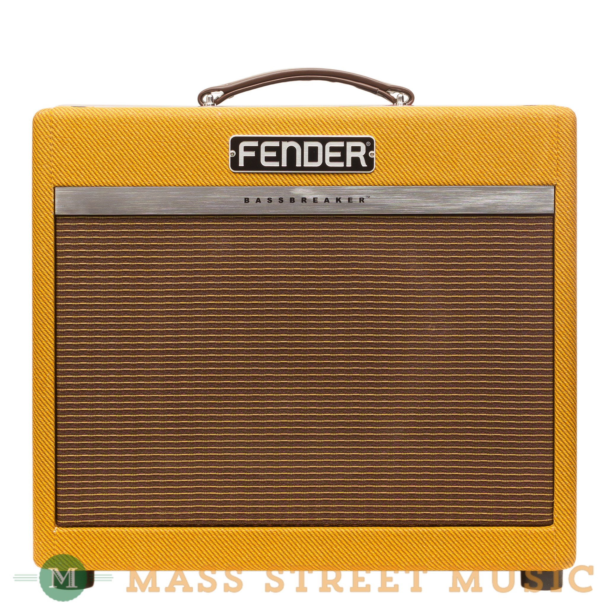 Fender Tweed Amp >> Fender Amps Bassbreaker 15 Combo Tweed