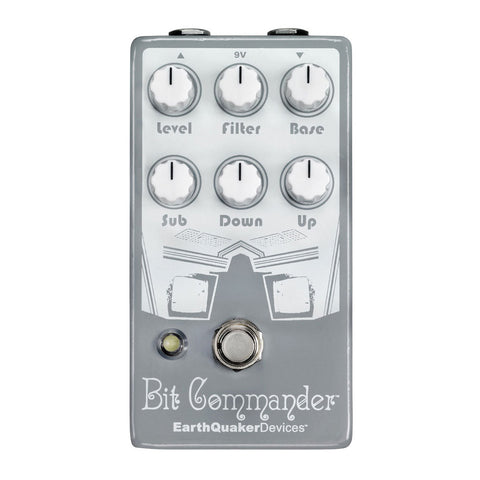 EarthQuaker Devices - Bit Commander Octave Synth