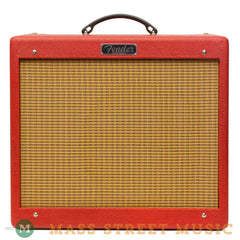 Fender Amps - Blues Junior - British Red - Front