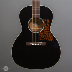 Collings Acoustic Guitars - C10-35 Jet Black Front