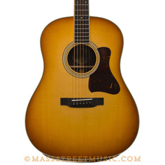 Collings CJ EIR with Western-Shaded top Acoustic Guitar - body