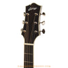 Collings CJ EIR with Western-Shaded top Acoustic Guitar - head