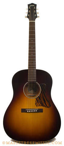 Collings CJ35 A SB Sunburst Acoustic Guitar - front