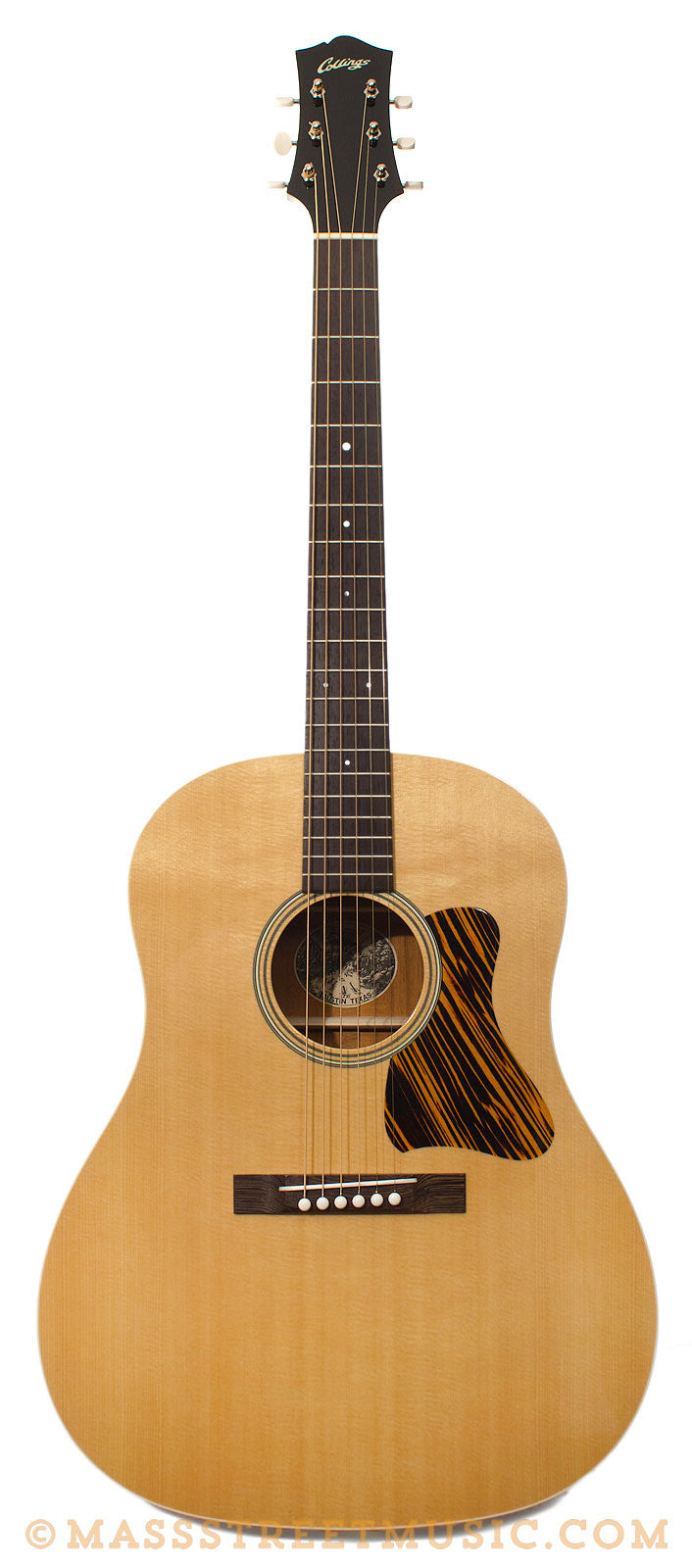 collings cj35 acoustic guitar used with original hard case mass street music store. Black Bedroom Furniture Sets. Home Design Ideas