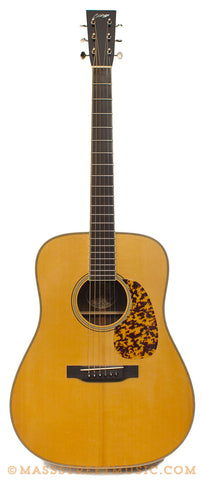 Collings CW Acoustic Guitar - front