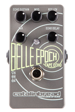 Catalinbread Belle Epoch Tape Echo Delay Pedal