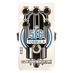 Catalinbread Effect Pedals - Formula 5F6