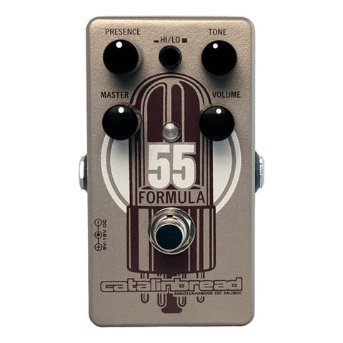 Catalinbread Effect Pedals - Formula no. 55