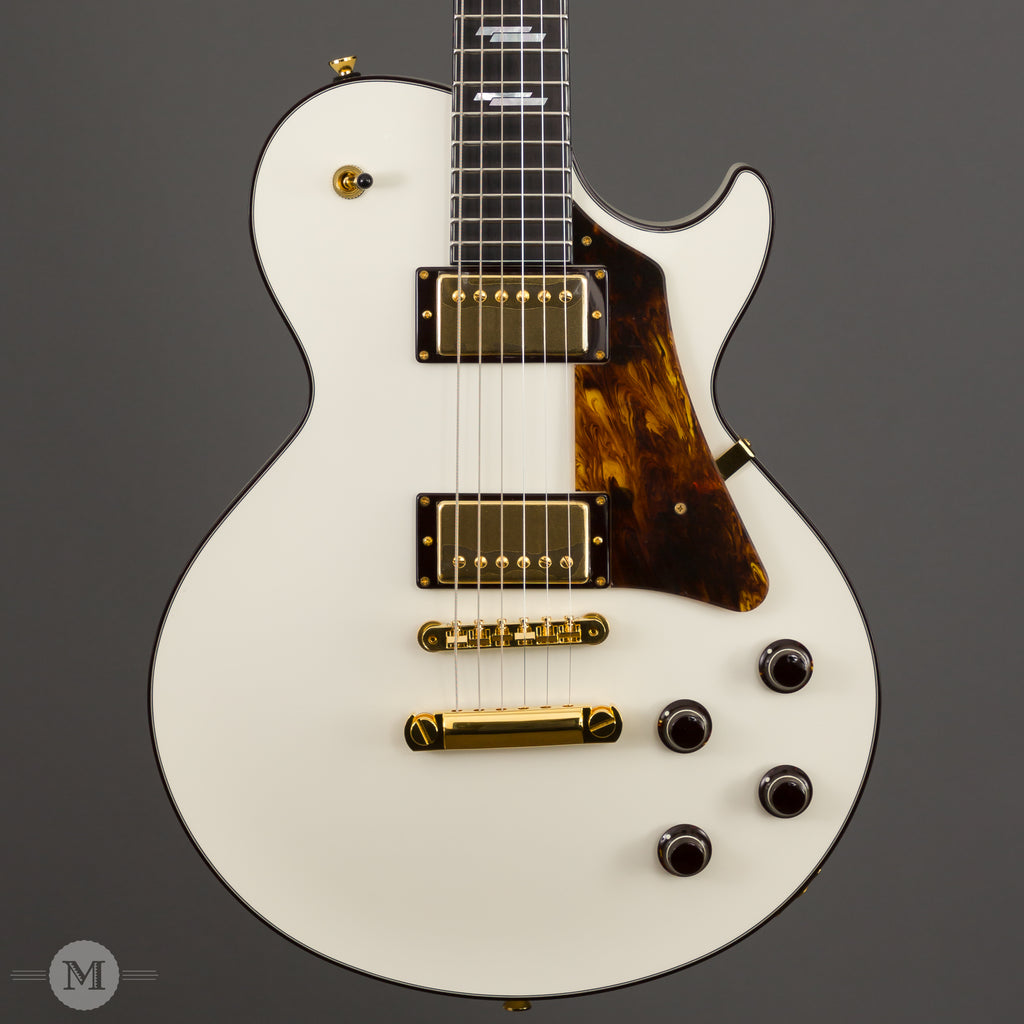 Collings Electric Guitars - City Limits Deluxe Olympic White