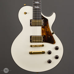 Collings Electric Guitars - City Limits Deluxe Olympic White - Front Close