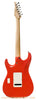 Tom Anderson Classic S Fiesta Red Electric Guitar - back