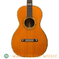 W.A. Cole Boston Parlor Guitar