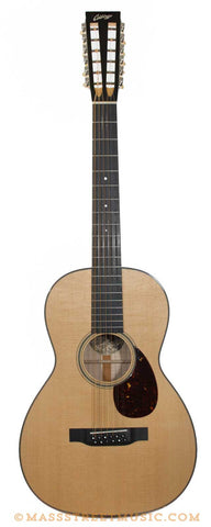 Collings 01 12 String Guitar Maple - front