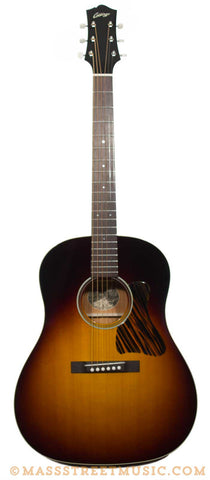 Collings CJ35 Burst Acoustic Guitar - front