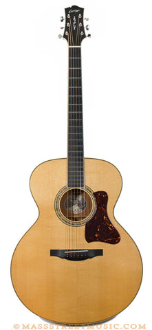 Collings SJ Mh G Acoustic Guitar - front