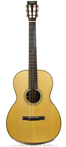 Collings Acoustic Guitar 0002H BaaaA front view